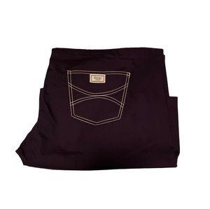 BLUE SKY Dark Purple Scrubs Pants! NWOT!